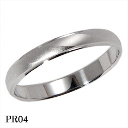 et toi wedding PR04 Pt900リング